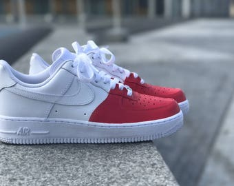 custom airbrushed air force 1 shoes nz