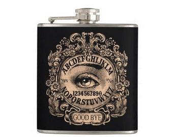 Ouija Mystic Eye Alcohol Flask