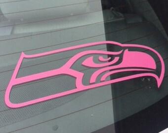 Seattle Seahawks Decal