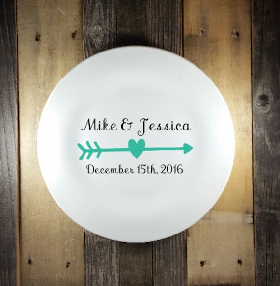 Request a custom order and have something made just for you. & Personalized Plate Custom Dinner Plate Personalized Ceramic