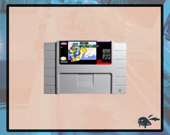 Super Mario World The Second Reality Project Super Nintendo SNES NTSC