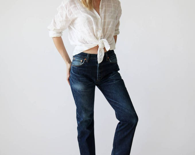 SALE 30% OFF LEVI'S 501 High Waist Jeans