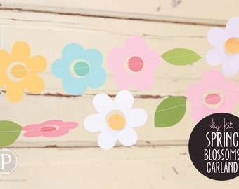 Spring Blossom Garland (20 feet)