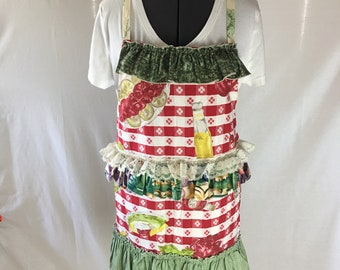 Cooking baking apron