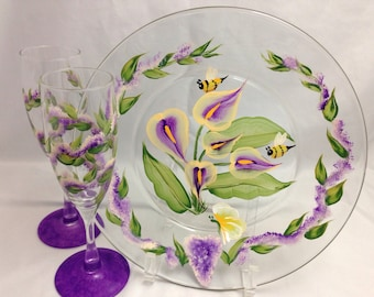 Plate & Glass Sets