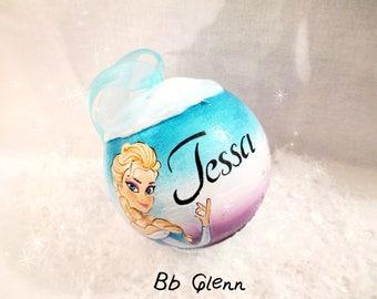 Christmas Queen of snow 1 ball