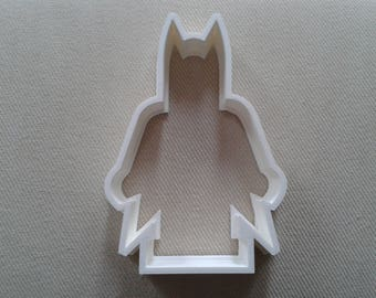 Batman Batman Cape Cookie Cutter 3d Printed