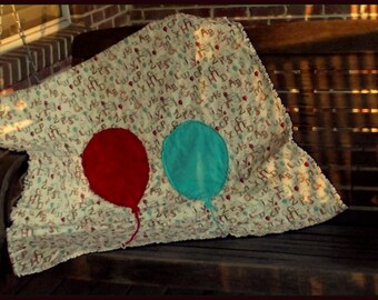 Balloon Baby Quilt Pattern