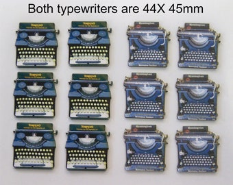 Torpedo and Remington Typewriters. This is a pack 12 wood cuts
