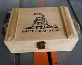 Small Ammo Box Gift Box