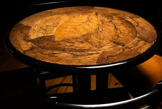 30 Hand Crafted Tobacco Leaf Table Top Cigar Leaf