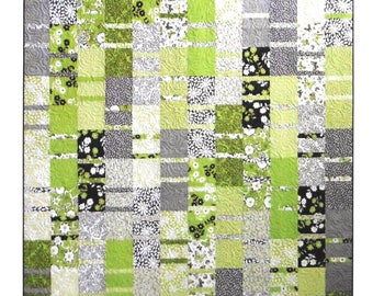 Quilt Pattern - Toe the Lime by Designs by jb