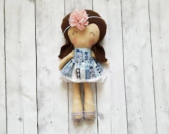 Gwen - Handmade Baby Doll