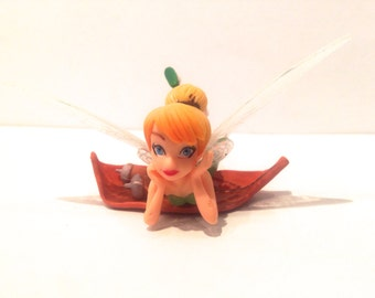 Miniature Fairy Bell, spring Party, Disney Fairies, fantasy scenery, mininature decoration bonsai terrarium, Fairy Garden Gift