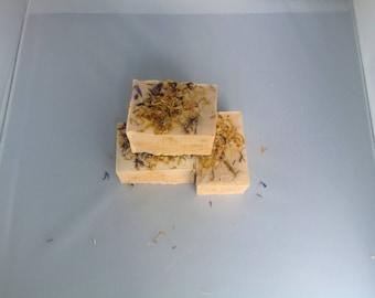 Botanical, Natural, Patchouli Soap, Cold Process Soap