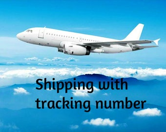 Ship your jewelry again with tracking number available