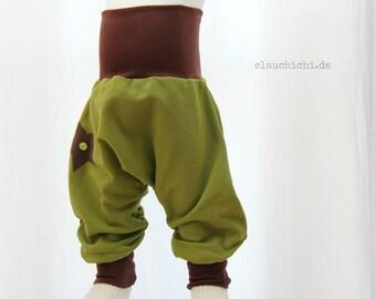 50-104 Desire Size Harem trousers Sterretje