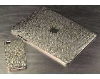 Custom iPhone Case Made with 100 Percent Genuine Swarovski Elements