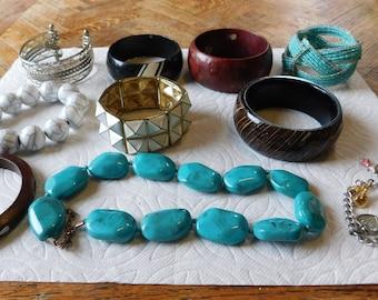 Bracelet lot (10 Bracelets)