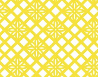 SALE - Art Gallery - Fiesta Fun Collection by Dana Willard - Zocalo in Lemon