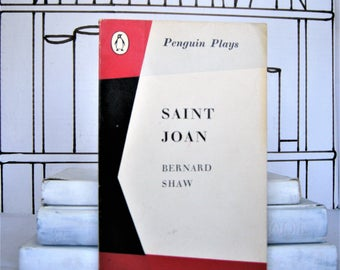Saint Joan by Bernard Shaw (Vintage, Penguin, Drama)