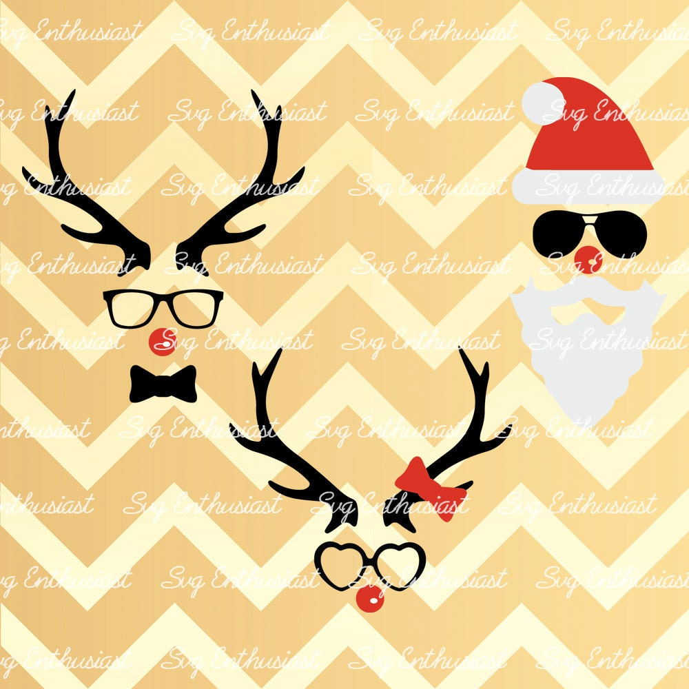 Fun Christmas SVG Christmas clipart Svg Xmas Svg Winter