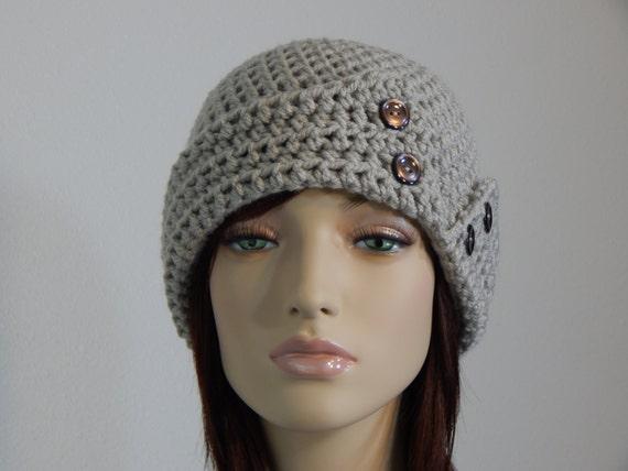Crochet PATTERN PDF, The Lovie Hat, Womens Winter Hats, Ladies ...