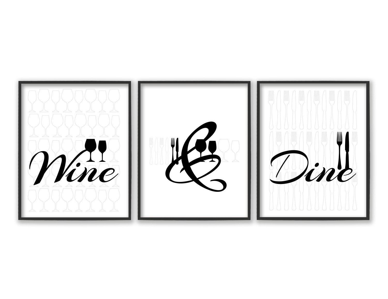 Dining room wall art dining room art kitchen prints for Kitchen and dining room wall decor
