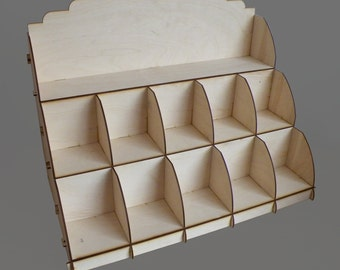 3 Tier Soap display stand - Large