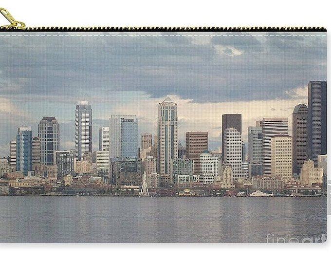 Carry-all Pouch Seattle Skyline