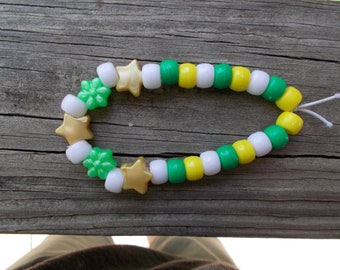 Luck O' The Irish Bracelet (Stretch) (2 Styles Available)