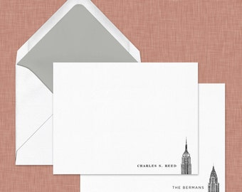 New York City Stationery Set // Personal Stationery