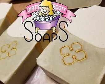 Natural Hemp Oil Soap Fragrance Free