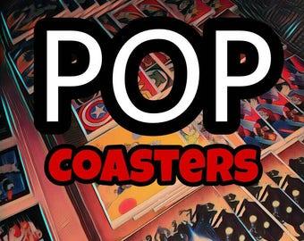 pop COASTERS SINGLE 5.95