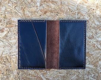 Passport leather case
