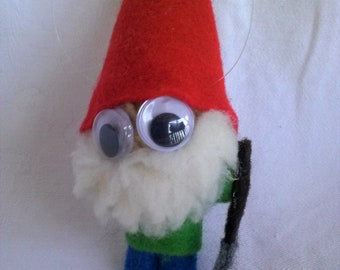 Gnome String Doll