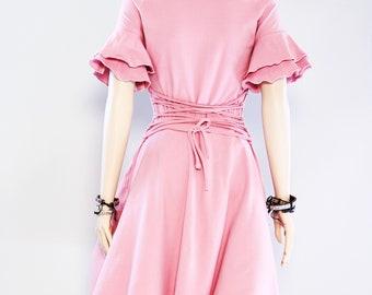 Dress / Hoodie Dress / Spring / Summer