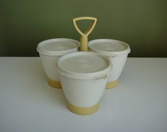 Vintage Tupperware Condiment Server