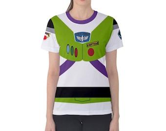 Women's Buzz Lightyear Toy Story Inspired Shirt