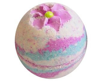 Bumbleberry Bath Bomb Handmade Bath Fizzy