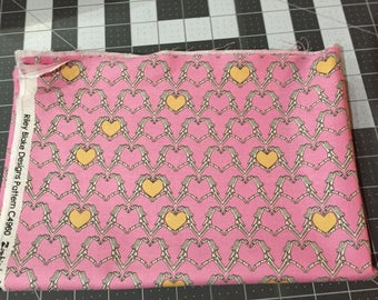 Zombie Love Fabric 2 yard cut