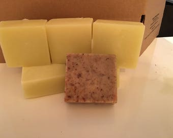 Handmade Soap- Exfoliating Rose
