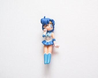 ADD ON Sailor Mercury Charm