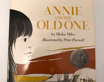 Annie And The Old One Children's Book