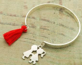 Kit love cuff bracelet