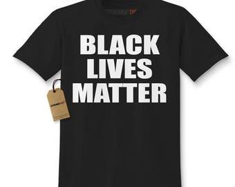 Black Lives Matter Kids T-shirt