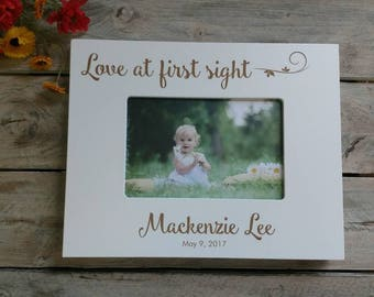 Personalized baby girl gift ideas new parent gift newborn personalized baby picture frame christmas gift baby frame personalized baby frame newborn baby gift newborn gift baby gift negle Image collections