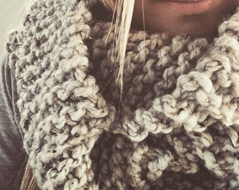 St. Paul Heather Gray Cowl