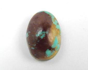 Stabilized Royston Turquoise Cabochon - 1083