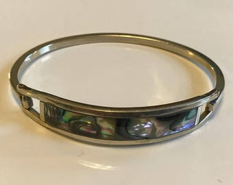 hinged carat gold white bracelet bangle diamond fine